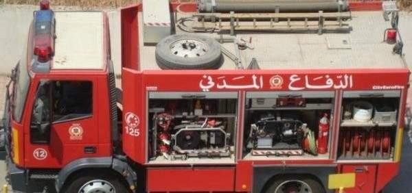 الدفاع المدني إخماد حريقين في شقتين في سوق الغرب والكفاءات