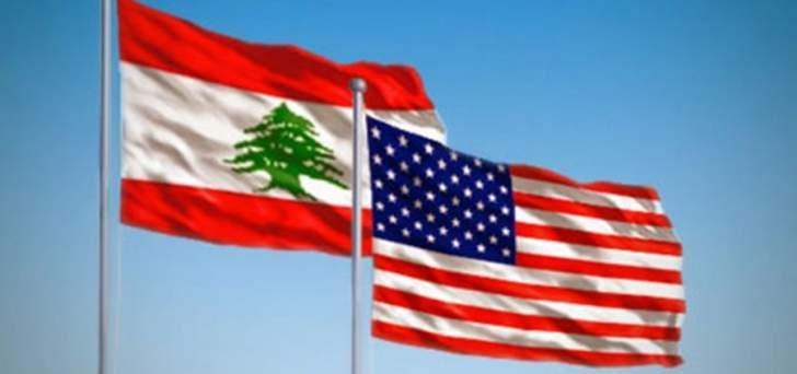 مسؤول أميركي: نأمل من حكومة لبنان الجديدة الإلتزام بالنأي بالنفس