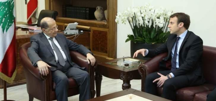 لهذه الأسباب أُجّلت زيارة الرئيس الفرنسي الى لبنان ولم تُلْغَ