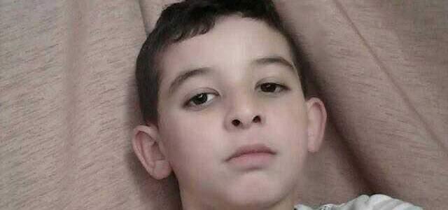 قوى الأمن عممت صورة الطفل المفقود ياسين الطعان