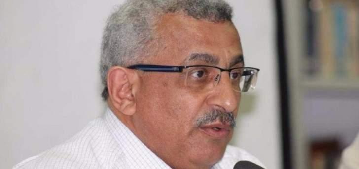 سعد: ندعو الجماهير العربية  للتحرك من أجل القدس وفلسطين