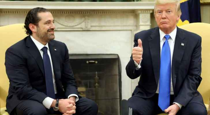 هل يثمر لقاء الحريري-ترامب بإزاحة كابوس العقوبات الاميركية عن لبنان؟