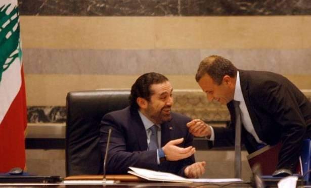 أسئلة واتهامات برسم الحريري وباسيل.. لإبعاد الانقلاب.