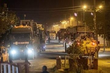 العملية العسكرية التركية في الشمال السوري
