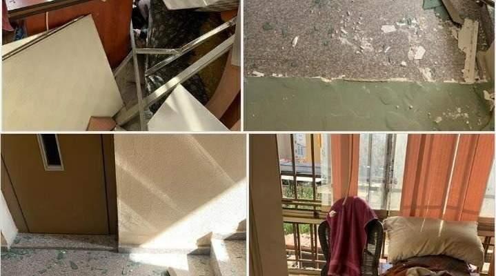 إعتداء إسرائيلي بطائرتين مسيرتين على الضاحية