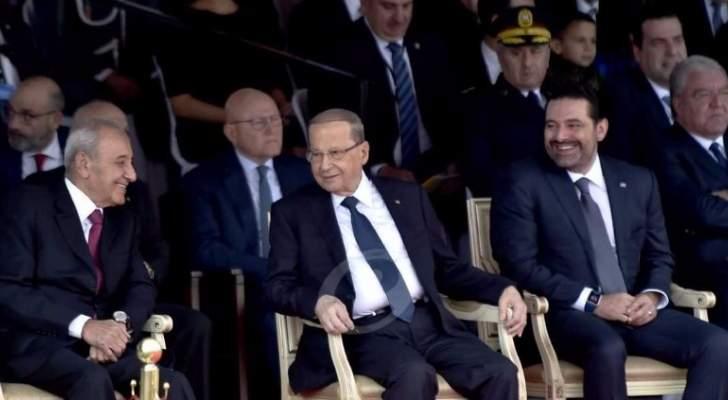 """أين صقور """"14 آذار"""" من عودة وخطاب الحريري؟"""
