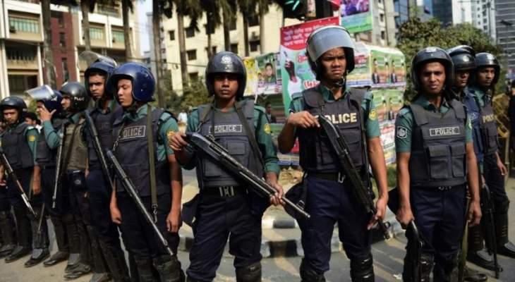 شرطة بنغلادش: مقتل 25 شخصاً في حادث اصطدام بين قاربين في نهر بادما