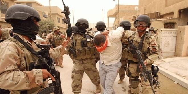 القوات العراقية: القاء القبض على سبعة إرهابيين في العاصمة بغداد