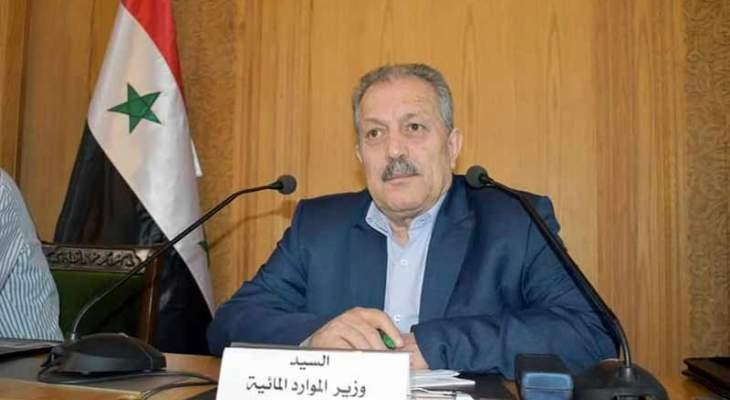 رئيس الوزراء السوري: سيكون هناك انفراج بموضوع المشتقات النفطية مع نهاية الأسبوع