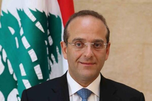 خوري حذر التجار من رفع الأسعار تحت غطاء قانون الضرائب تحت طائلة المسؤولية