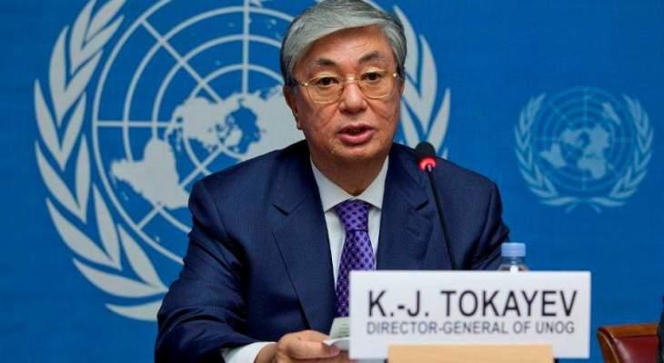 كازاخستان تحسم خيارها بعد الانتخابات الرئاسية