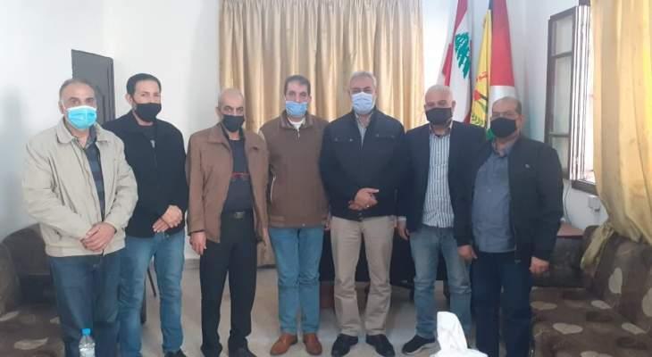 لقاء فلسطيني في عين الحلوة: نطالب الأونروا بتحمل كامل مسؤولياتها