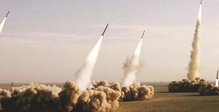 واس: اعتراض وتدمير مسيرات ملغمة صواريخ باليستية أطلقها الحوثيون باتجاه جازان