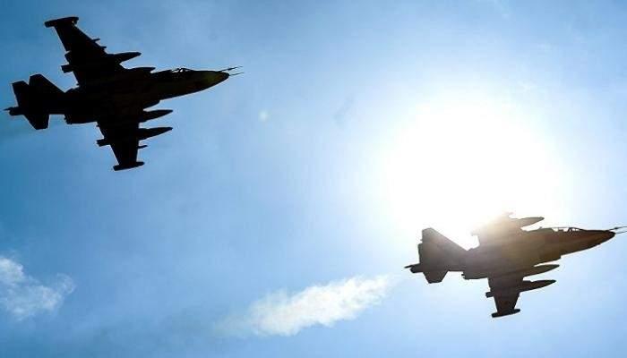المرصد السوري: مقاتلات روسية شنت نحو 85 غارة على البادية السورية أمس