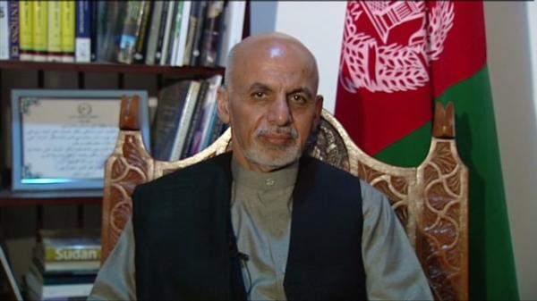 الرئيس الأفغاني يدعو طالبان لوقف الحرب واستغلال الفرصة التاريخية