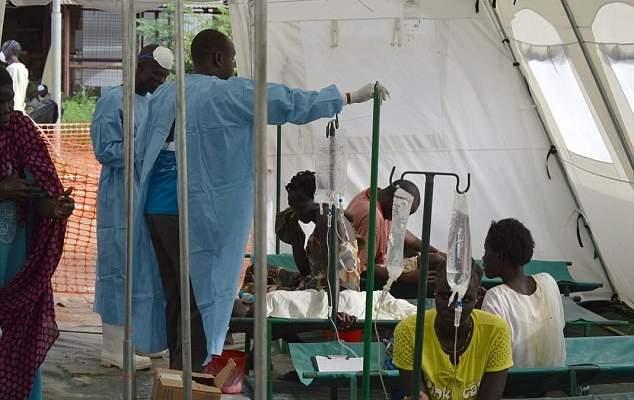 تسجيل 94 حالة إصابة بالكوليرا في ولاية النيل الأزرق بالسودان