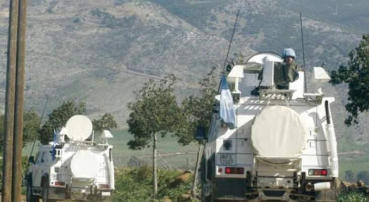 اليونيفيل تتبرع بأجهزة تكنولوجيا معلومات لمؤسسات أمنية لبنانية