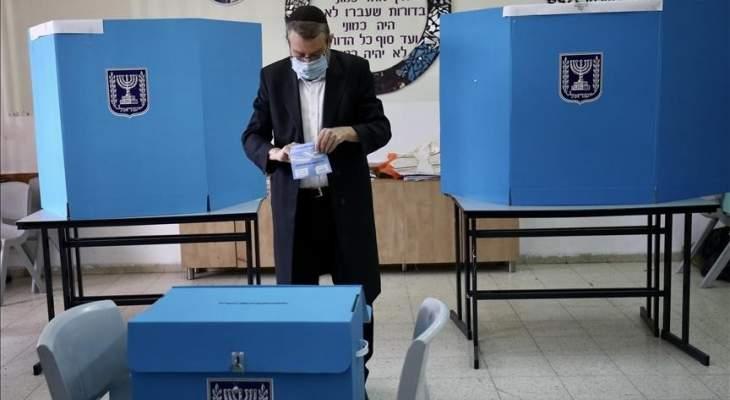 لجنة الانتخابات باسرائيل: نسبة التصويت بلغت 42.3% بعد 9 ساعات من فتح صناديق الاقتراع