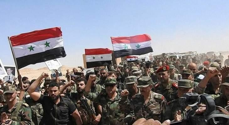الطيران الحربي السوري يشن غارات مكثفة على الجماعات المسلحة