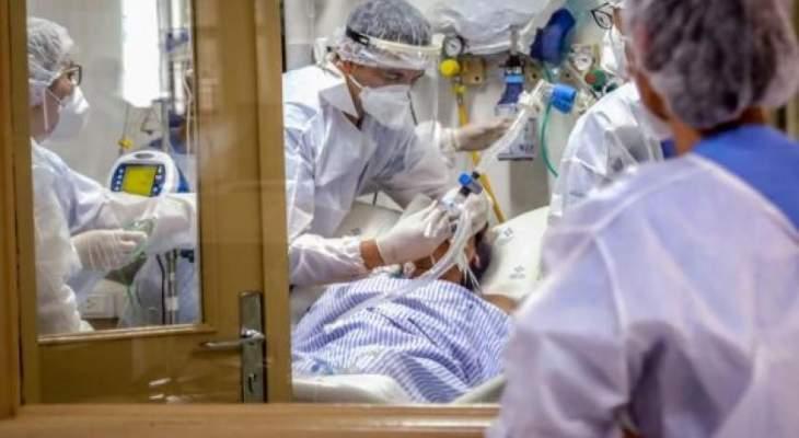 تسجيل 24300 إصابة جديدة بكورونا في ألمانيا