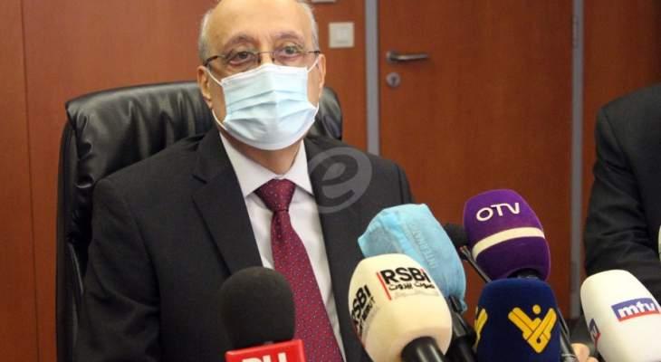 أبو شرف:  ليس لدينا ترف الاستهتار وعلينا التقيد بالاجراءات الوقائية