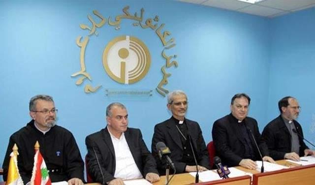 اللقاء الكاثوليكي: الحلول الناجعة لازمات لبنان السياسية والاقتصادية والمالية تكمن بوقف التكاذب