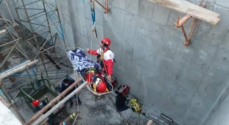 إصابة كمالوندي ناجمة عن سقوطه من ارتفاع 6- 7 أمتار خلال زيارته منشأة نطنز