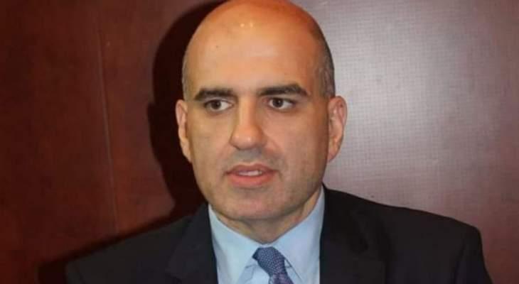 مدير عام وزارة الزراعة: حريصون على تأمين الانماء المتوازن وحل مشاكل المزارعين