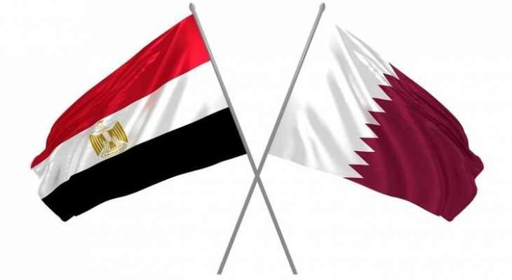 مصادر العربية: مصر ستفتح المجال الجوي للطائرات القطرية على غرار السعودية
