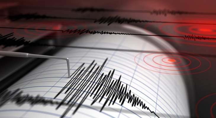 زلزال بقوة 4.1 درجة ضرب مدينة قصر شيرين غرب إيران