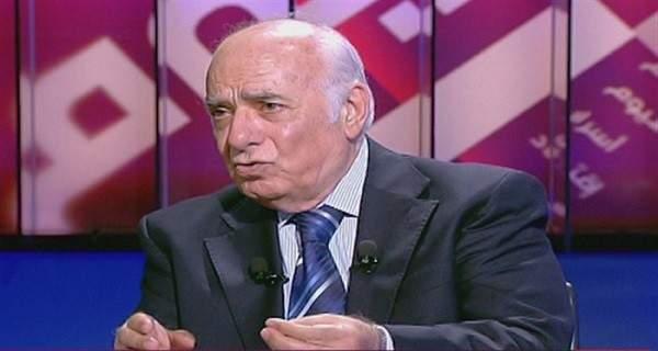 رزق: تأمين الحكم ينطلق من أننا بلد وفاق ووحدة وتعاون عربي وانفتاح دولي