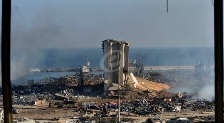 مجلس القضاء الأعلى وافق على تعيين القاضي طارق بيطار محققاً عدلياً في قضية انفجار المرفأ