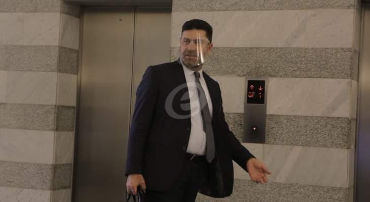 غجر طلب لرئيسة هيئة القضايا تزويد وزارته بمعلومات بشأن قضية المدعى عليهم بملف البواخر