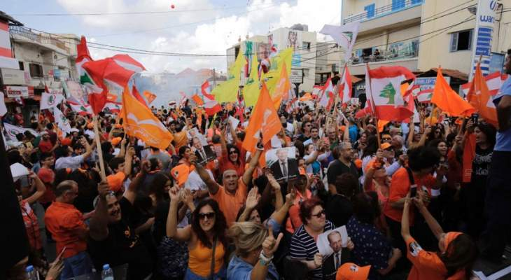 """""""حزب الله"""" عدل لائحته الانتخابية في كسروان – جبيل مراعاة لاعتراض باسيل على شق صفوف """"التيار"""""""
