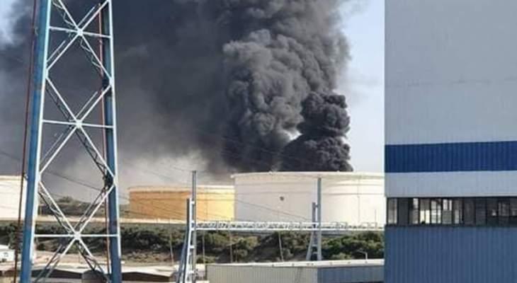 سرايا القدس: استهدفنا خزان وقود بمنشأة استراتيجية للطاقة بعسقلان بصواريخ ثقيلة ومركزة