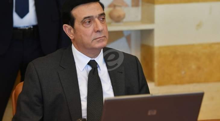وزير الاشغال: المطار لن يفتح في 8 حزيران ولكن يتوقع  ذلك ابتداء من 21 منه