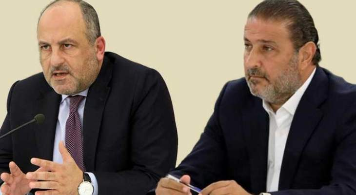 سعد وبو عاصي طالبا بالوصفة الطبية الموحدة وترشيد الدعم وضبط التهريب