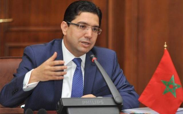 وزير الخارجية المغربي: نأمل تبادل زيارات رفيعة المستوى مع إسرائيل قريبا جدا