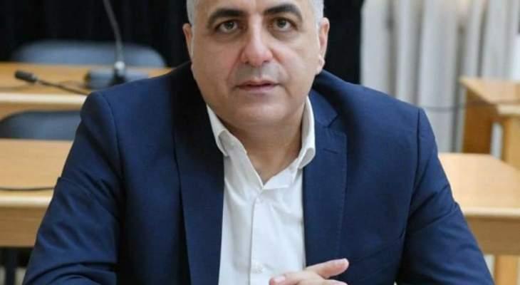 كركي: الضمان وافق على طلب رفع سعر جلسة غسيل الكلى ولا داع للتصعيد