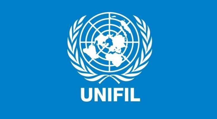 النشرة: مروحية تابعة لقوات اليونيفيل تحلق فوق خط الانسحاب عند تخوم مزارع شبعا