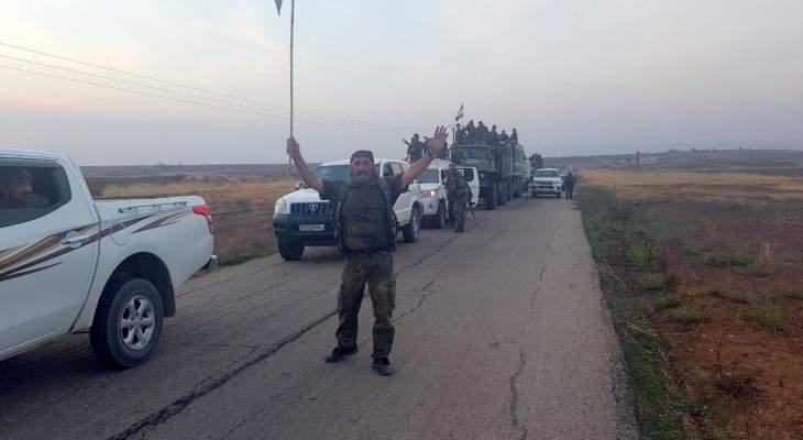 """الجيش السوري يشرف على حقول نفطية كبرى و""""طرق القوافل الأميركية"""""""