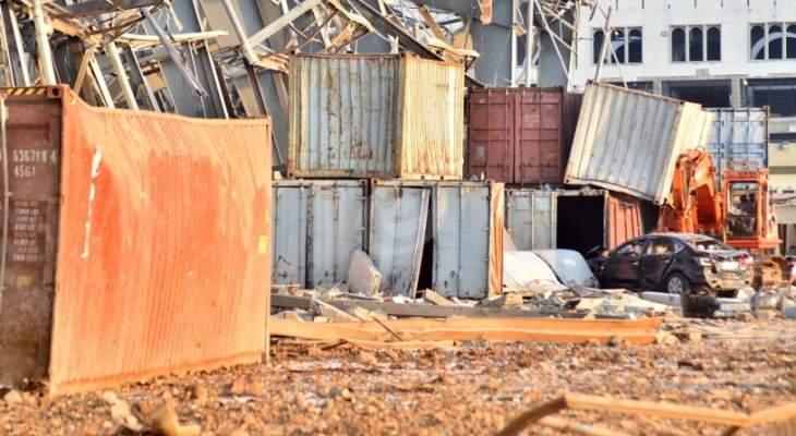 مجلس الوزراء خصص رقم حساب في مصرف لبنان لمساعدة المتضررين