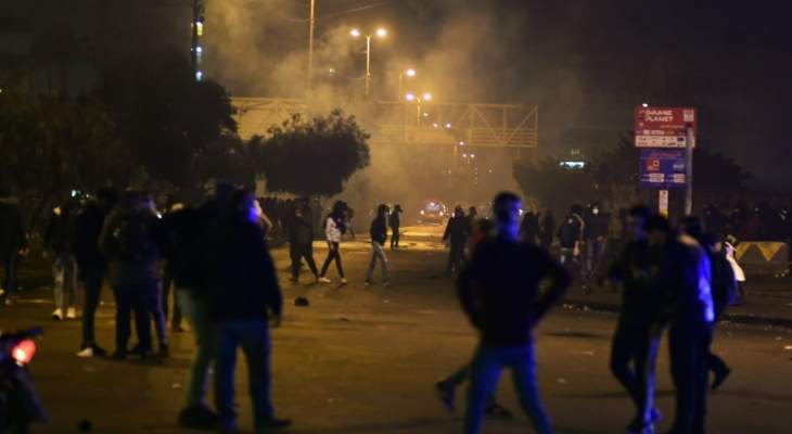 صوت لبنان: وفاة شاب من سكان باب التبانة في مواجهات طرابلس أمس