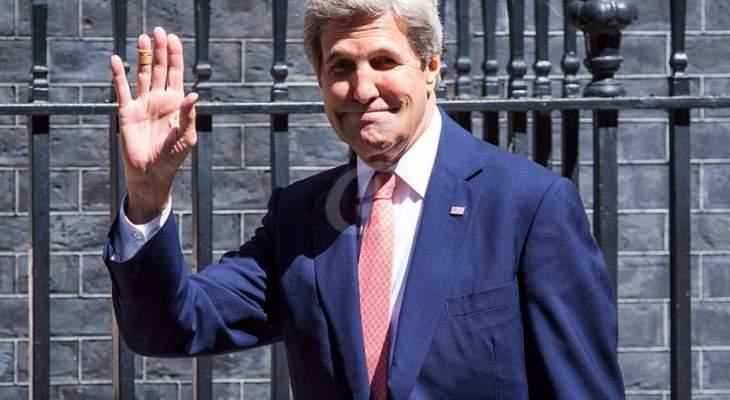 أ.ف.ب: موفد الرئيس الأميركي لشؤون المناخ سيتوجه الى الصين