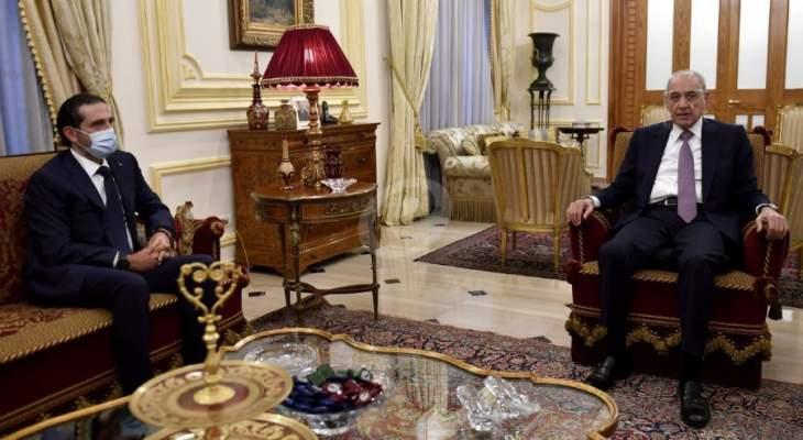 الشرق الاوسط: بري يرهن تحركه بخلاصة ما سيسمعه من الحريري الذي يُبدي مرونة وانفتاحاً