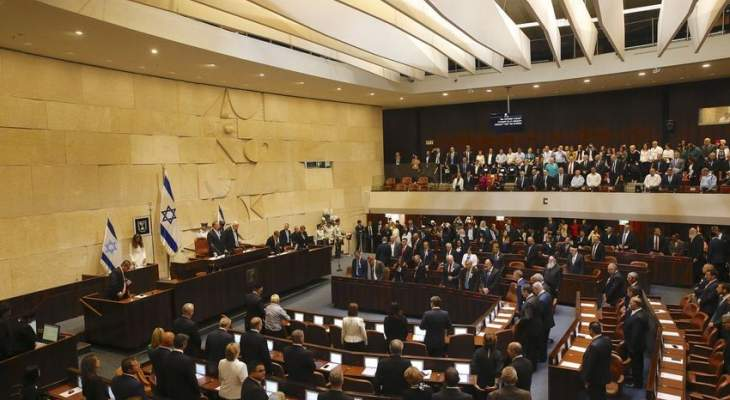 الكنيست الإسرائيلي أقر بالقراءة الأولى حل نفسه وإجراء انتخابات تشريعية ثالثة