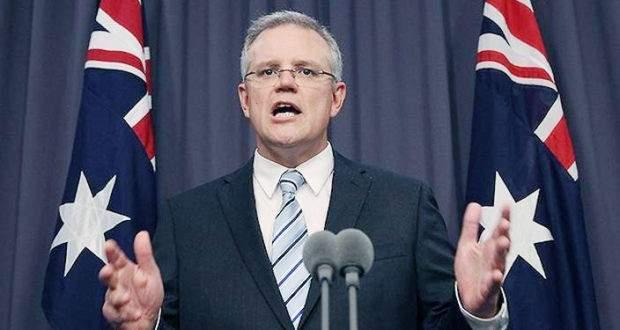 رئيس الوزراء الاوسترالي لللبنانيين: ستتخطون المحن والتحديات كما فعلتم عبر التاريخ