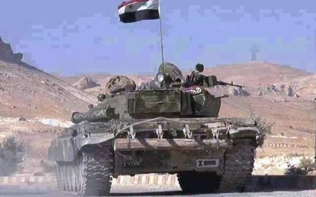 الجيش السوري يسيطر على بلدة جرجناز أكبر معاقل جبهة النصرة بريف إدلب الشرقي