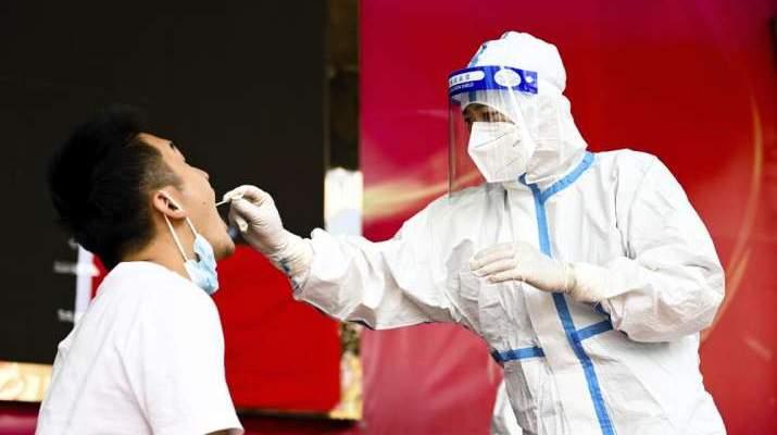 """سلطات الصين سجلت 86 إصابة جديدة بـ""""كوفيد 19"""""""