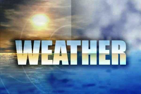 الطقس غدًا قليل الغيوم مع ارتفاع اضافي بدرجات الحرارة